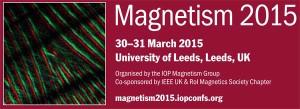 Magnetism-2015