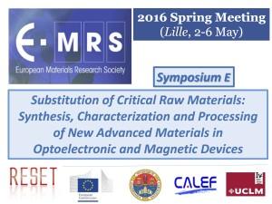e-mrs-2016-symposium